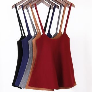 Ribbed Knit Camisole 1056692787