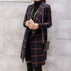 Plaid Knit Coat от YesStyle.com INT