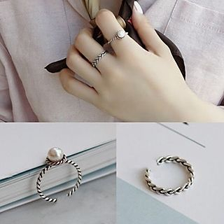 925-sterling-silver-braided-ring-freshwater-pearl-ring