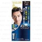 DARIYA - Salon de Pro EX Men's Hair Manicure Speedy (Natural Black) 1 set 1596