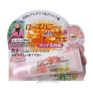 Kose - Rose of Heaven Lip Essence 10g