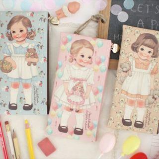 "Paper Doll Mate"" Series Pencil Case 1048977324"