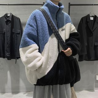 Fleece | Jacket | Block | Color
