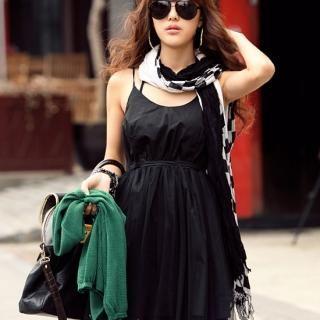 Buy REDOPIN Sleeveless Dress 1022432721