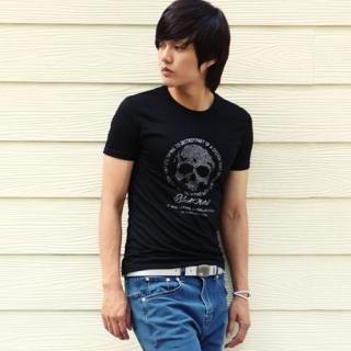 Buy Portfranc Print Short-Sleeve T-Shirt 1022946782