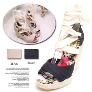 Picture of Woorisin Wedge Sandals 1022727989 (Sandals, Woorisin Shoes, Korea Shoes, Womens Shoes, Womens Sandals)