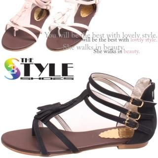 Buy Woorisin Strap Sandals 1022935663