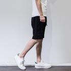 Cotton Harem Shorts 1596