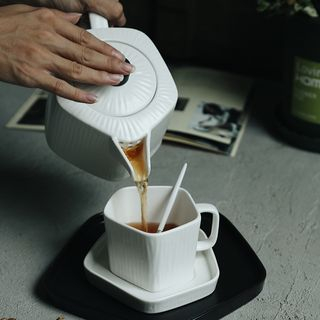 Coffee Cup with Saucer 1064036663