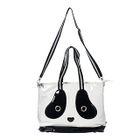 Panda Handbag (L) Black and White - L от YesStyle.com INT