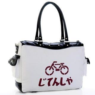 Buy Smoothie Bicycle Panel Shoulder Bag 1023045454
