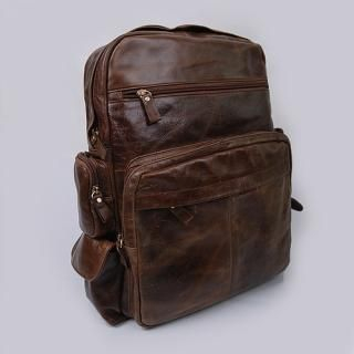 Buy Belivus Leather Backpack 1022592685