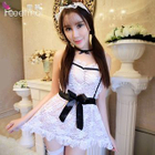 Maid Lingerie Costume Set 1596