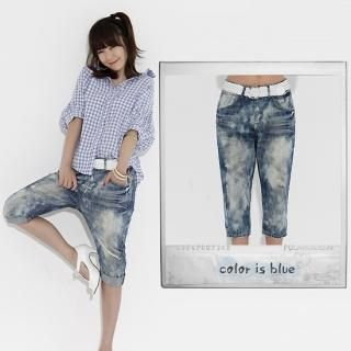 Buy Ukki Cropped Jeans 1022935838