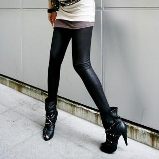 Buy With Mocha Print Leggings 1021175759
