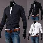 Colour Block Zip Jacket 1596