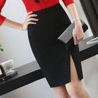 Pencil Skirt / Slim-Fit Pants 1596