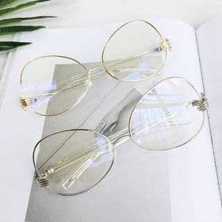 Metal Frame Glasses 1059765525