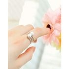 Faux-Pearl Tiered Ring от YesStyle.com INT