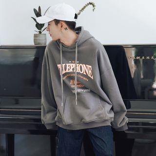 Sweatshirt   Front   Hood