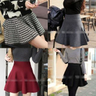 High-Waist Mini Skirt 1596