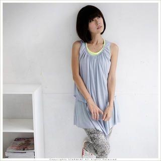 Buy STAR.MIMI Layered Tank Dress 1022879355