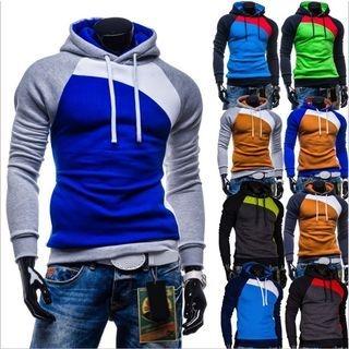 Color Block Hoodie 1052949402