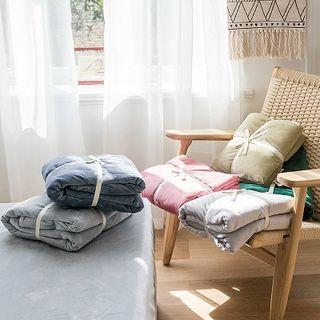 Bedding   Flannel   Bed   Set