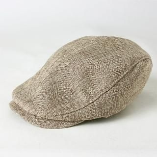 Picture of BoynMen Linen Hunting Cap 1022730482 (BoynMen, Mens Hats & Scarves, Korea)