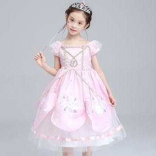 Kids Sofia the First Cosplay Costume Dress 1065723801