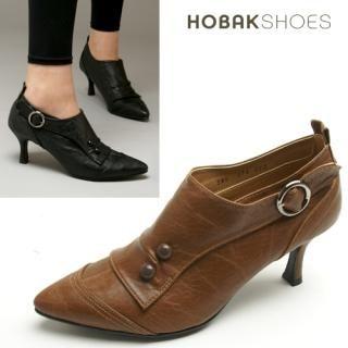 Buy HOBAK girls Pointy Booties (Heel 3cm or 7cm) 1021344407
