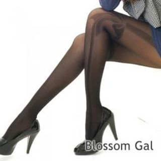 Bow Accent Stockings One Size