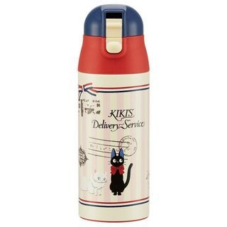 Image of Kikis Delivery Service One Push Stainless Mug Bottle