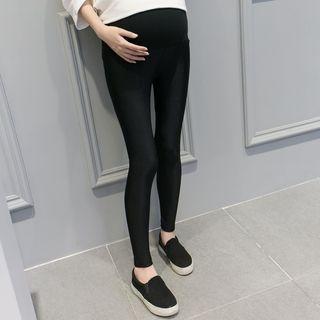 Maternity Plain Leggings 1055107354