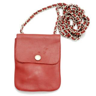 Picture of 59 Seconds Genuine Leather Chain-Strap Pouch 1023057002 (59 Seconds, Other Bags, Hongkong Bags, Womens Bags, Other Womens Bags)