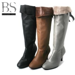Buy Shoes by B Calf Length Boots 1022712719