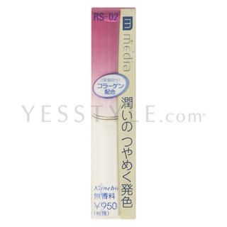 Media Shiny Essence Lip (RS-02) 2.5g