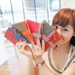 Contrast-Trim Wallet