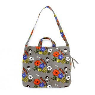 "Aurore"" Series Patterned Tote"