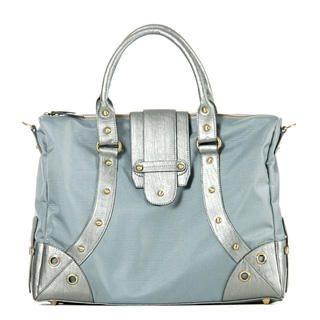 Buy TWIZTT Cannes Laptop Bag Gray Blue/Gray – One Size 1014537456