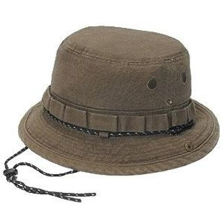 Buy GRACE Hunter Boonie Hat Khaki Olive – One Size 1014544766