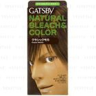 Mandom - Gatsby Natural Bleach & Color (Classic Mocha) 1 set 1596