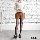 Elastic Waist Shorts 1596