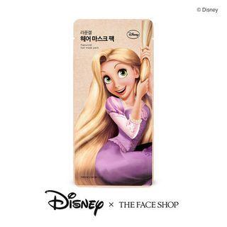 The Face Shop - Disney Rapunzel Hair Mask Pack 1pc 1057631579