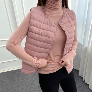 Lightweight | V-neck | Color | Vest