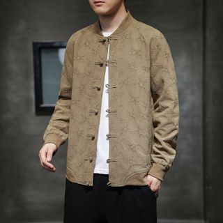 Knot Button Jacket