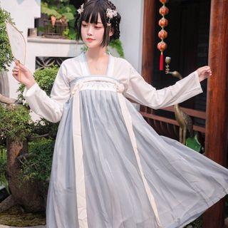 Traditional | Chinese | Chiffon | Costume