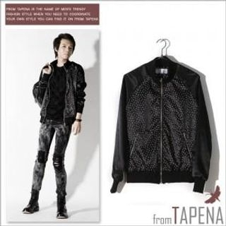 Picture of TAPENA Zipup Jacket 1022494698 (TAPENA, Mens Outerwear, Korea)
