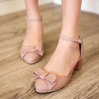Ankle Strap Bow Slide Sandals от YesStyle.com INT