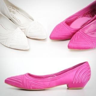 Buy MALL-LA Satin Shoes 1022840873
